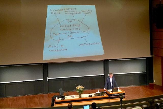 Patrik Svensson keynote, DHN 2016
